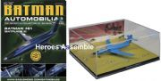 DC Batman Automobilia Collection #45 Batman #61 Batplane II Eaglemoss